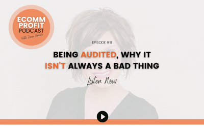 11. Being Audited, Why It Isn't Always a Bad Thing