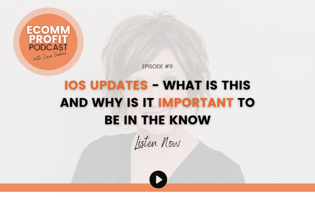 09. iOS Updates – What is this and why is it important to be in the know